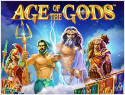Age of the Gods Slot