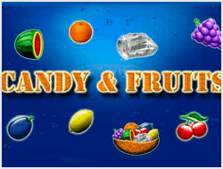 Candy and Fruits Slot