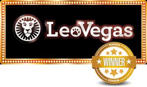 LeoVegas Bonus Review Logo